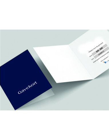 Gavekort Print-it kr 500