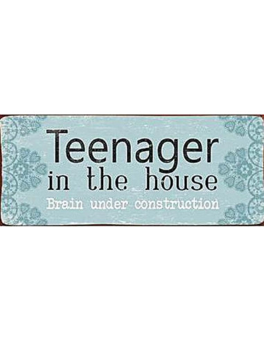 Teenager in the