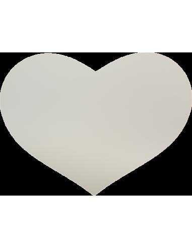 Sølvgrå hjerte