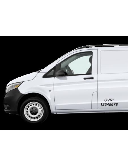 CVR Streamer til bil