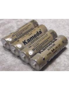 4 stk AA Batterier til lyskæde